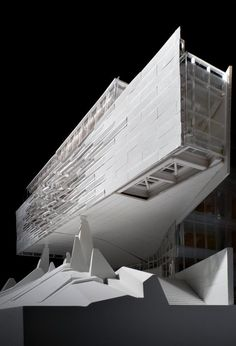 Bill & Melinda Gates Hall - Morphosis