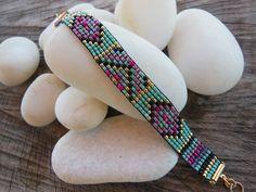 bracelets perles rocaille