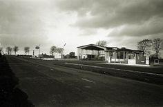 Huntsman Service Station, Longmile Road, Dublin  1963 Dublin Street, Dublin City, Old Pictures, Old Photos, Photo Engraving, Dublin Ireland, Irish, Clouds, Paintings