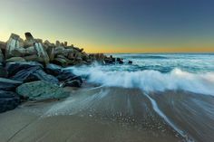 Sunrise at Point Pleasant Beach by Tom Donnelly on 500px