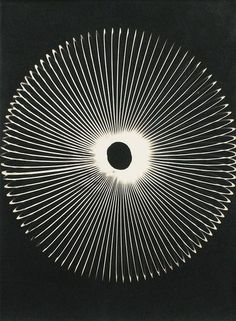 man ray, untitled rayogram, 1959