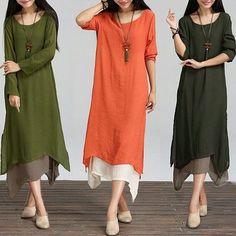 ithal otantik keten elbisemiz çok güzel şok fiyat 69.90 tl s.m.l.xl.xxl. beden kapida ödeme ...