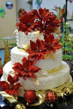 Wedding CAKE in December