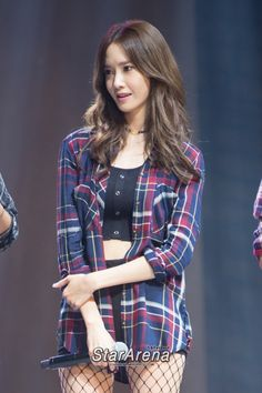| 150831 YoonA - Tencent KPOP Live Concert by Press...