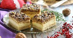 Recept: Ez lesz az ünnepek kedvenc sütije, még most mentsd el a receptet Hungarian Cake, Hungarian Recipes, Sweet Recipes, Cake Recipes, Dessert Recipes, Desserts, Poppy Cake, Cake Bars, Top 5
