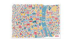 MONOQI | Köln Poster - 70x100