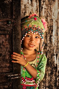 Young Hmong in Lao by Réhahn Photography on 500px