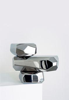 Arik Levy, Geotectonic, 2010 #inspiration #contemporaryFurniture #uniquefurniture #luxuryfurniture #designerfurniture