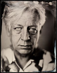 Photographer Takes Arresting Tintype Portraits of Random Visitors - My Modern Metropolis