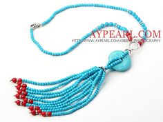 Turquoise jewelry, the one that is not only highlight your beauty and elegance, but also embodies certain culture. More fashion turquoise jewelry style can be found at Aypearl.com, a professional online jewelry store.