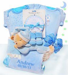 Hush Little Newborn Baby Boy (#BBC200)