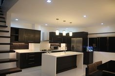 to decorate your kitchen with artifcial stone