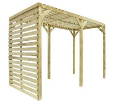 Buy Grange Fencing Urban Garden Pergola at Argos.co.uk - Your Online Shop for Pagodas and pergolas, Garden design accessories, Garden decoration and landscaping, Home and garden.