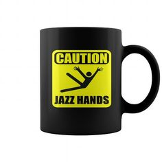 I Love Jazz Hands Mug T-Shirts