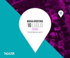 Per chi si trovasse in visita a Roma, ma anche per i residenti nella capitale, il 16 luglio apriremo un nuovo punto vendita Tigotà in via di Boccea, 246/A. Approfittate delle tante promozioni!