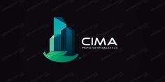 Diseño de logo para empresa dedicada a realizar Proyectos de Arquitectura e Interiores , Paisajismo y Renderizado 3D, Ingeniería Estructural, Estudio De Suelos, Ingeniería Sanitaria, Ingeniería eléctrica, Gas y Mecánica Construcción e Inmobiliaria. (Peru)