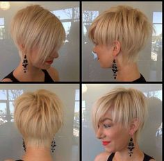 Short hair for suzee
