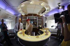 In Flight Bar