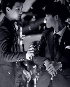 Exo | Exo-k | - D.O. DO Kyungsoo & Kai Jongin - Kaido Kaisoo #fantaken