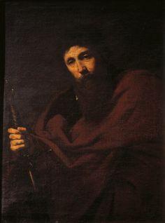 USEPE DE RIBERA, CALLED SPAGNOLETTO SAINT PAUL