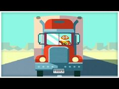 The Truck Song - StoryBots