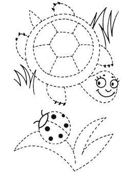 Knitting&Crochet Obsession: Prewriting Practice Sheets - Preschool years old Tracing Worksheets, Preschool Worksheets, Kindergarten Activities, Spring Activities, Color Activities, Activities For Kids, Tracing Sheets, Quiet Book Templates, Paper Embroidery