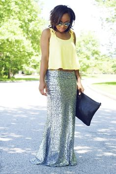 StyleLust Pages: Day Sequins