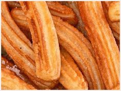 Churros sans Machine