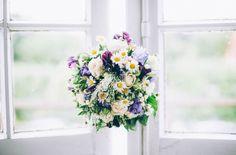 Brautstrauß / Waldhof Mölln  wedding bouquet