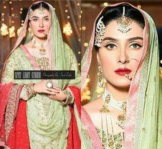 Pakistani bridal By Ayeza Khan