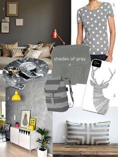 Color Trend: Gray