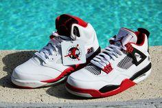 Jordans by the pool #sneakers