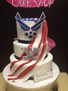 Air Force Cake | Flickr - Photo Sharing!