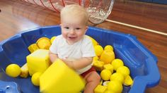 "GymbaROO. It ticks all our boxes. A review from EllasList...It's a funny thing to admit but coming to the 45min Gymbaroo class each week really made me feel like I was ticking some ""good mummy"" boxes. The program has been designed to bring out the best in your bub from the age of 6 weeks to 5 years. The activities focus on age appropriate neurological development, movement, fun, learning, health and social skills."