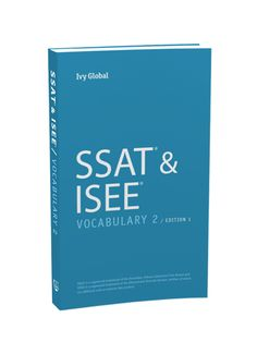 SSAT & ISEE Vocab Pocketbook 2