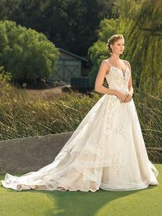 9427daa0b96cc 15 Best Beloved gowns by Casablanca Bridal @Arielle Bridal images in ...