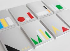Catalogue design of the 53rd international art biennial in Venice by Stockholm Design Lab, photo © Stockholm Design Lab
