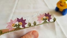 Yeni oyam Odd Molly, Needle Lace, Knots, Needlework, Diy And Crafts, Silk, Crochet, Herbs, Scrappy Quilts