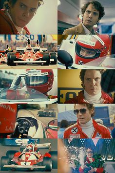 Rush by Ron Howard (2013)