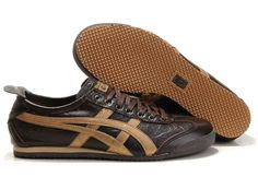 Onitsuka Tiger Mexico 66 Lauta Limited Edition (brown / gold ) [ot-L0940] - $79.00 : Onitsuka Tiger Shoes, Online Onitsuka Tiger Mexico 66 Shoes Shop