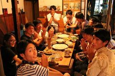 Have a dinner  With Friends