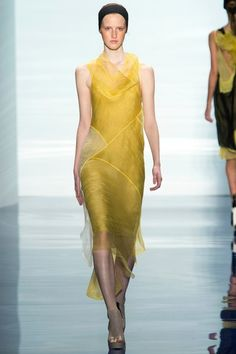 See the complete Vera Wang Spring 2014 Ready-to-Wear collection.