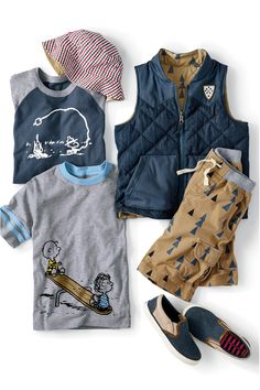 Camp Beagle | Hanna Andersson so cute Trey would love these!