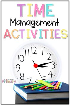 There is so much to do, and so little time to do it all! The key to a successful classroom is having good time management activities and skils. Here are strategies and tips for teachers AND students, like schedules, timers, and more! Time Management Activities, Classroom Management Tips, Classroom Routines, Classroom Management Strategies, Good Time Management, Classroom Organization, Time Management For Students, Classroom Hacks, Physics Classroom