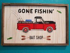 Chalk couture vintage truck summer add on gone fishing Chalk Talk, Chalk It Up, Chalk Crafts, Diy And Crafts, Fall Home Decor, Autumn Home, Truck Crafts, Chalk Design, Chalk Ideas