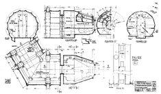 spaceship interior layout