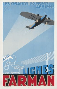 Albert Solon, Farman Lignes, 1930,,17