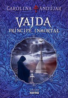 La Guardia de Los Libros : Vajda, Saga Vampyr 2, Carolina Andújar