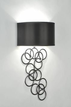 wandlamp William Morris, Lamp Design, Home And Living, Home Accessories, Sconces, Living Spaces, Modern Design, Wall Lights, Candles