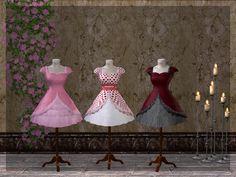 Day 1 - Lolita Dress Mannequin recolors